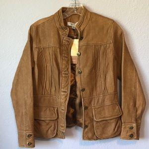 NWT $270  100% leather jacket